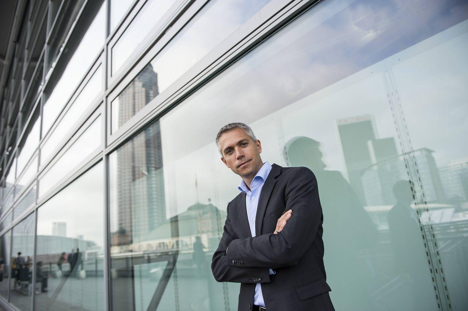 Alexander HORN Deutschland Fallanalytiker Profiler am 10 10 2014 Frankfurter Buchmesse 2014 vom