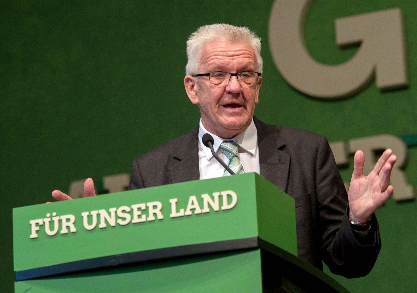 Landesparteitag der Grünen Baden-Württemberg