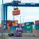 Containerchaos in britischen Häfen treibt Preise