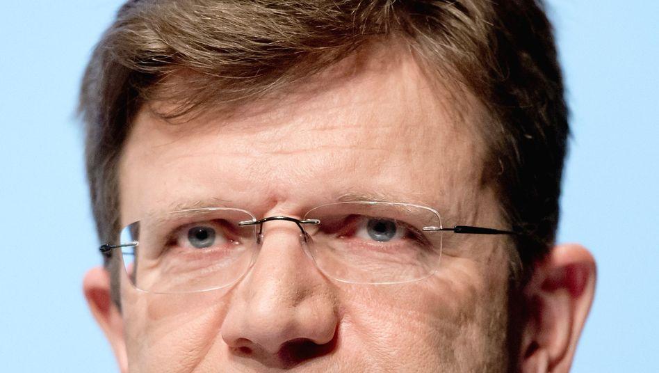 Klaus Fröhlich, BMW-Vorstandsmitglied, zuständig für Entwicklung
