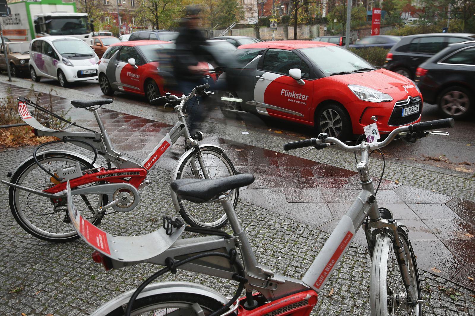 Carsharing / Bikesharing