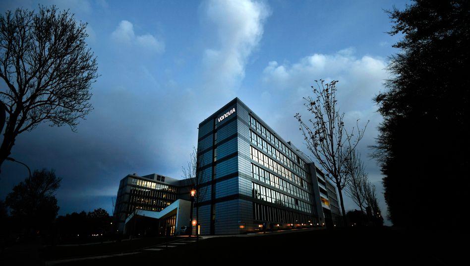 Unternehmenszentrale der Vonovia SE