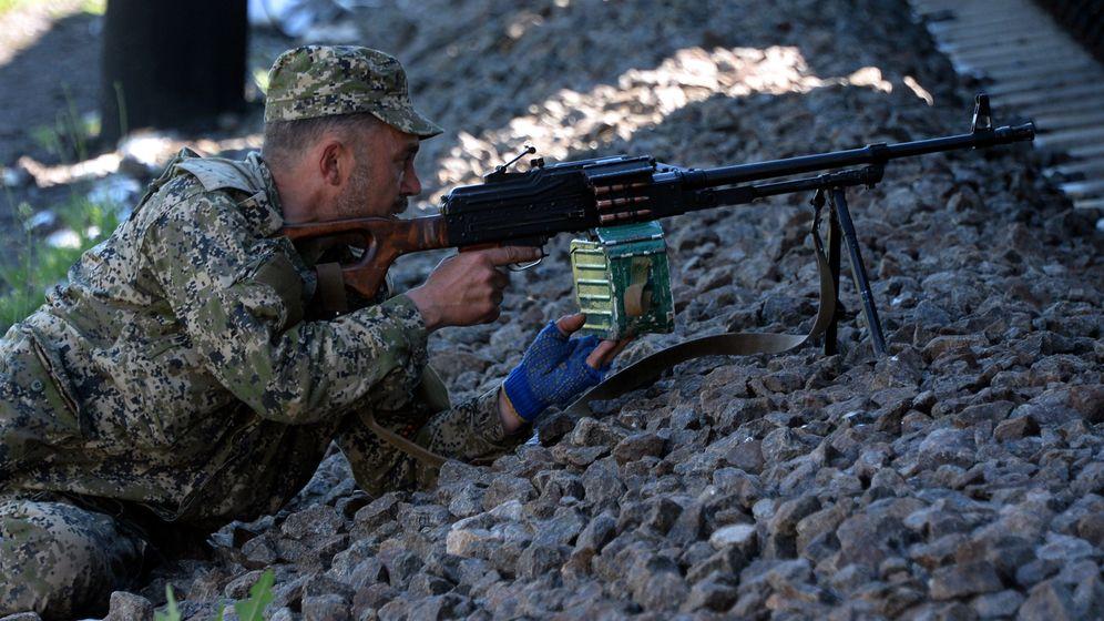Krise in der Ukraine: Brennpunkt Slowjansk