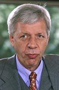Bundeswirtschaftsminister Werner Müller hat Bedenken