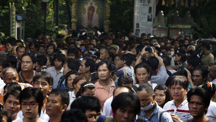 Angriff der thailändischen Armee: Offensive gegen Rothemden