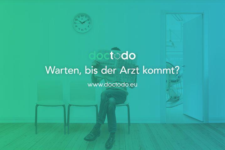 Wartezimmer-App Doctodo