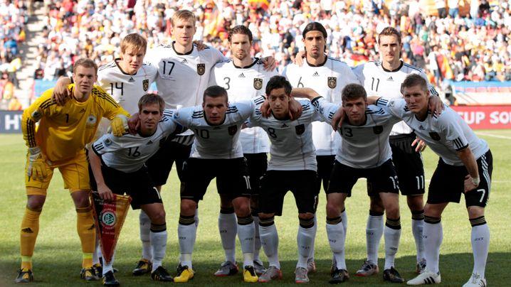 Deutschland vs. Serbien: Doppelter Schock vor der Pause