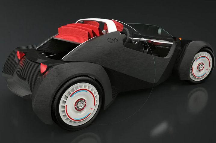 Mal was Neues: Local Motors hat das erste Auto aus dem 3D-Drucker vorgestellt