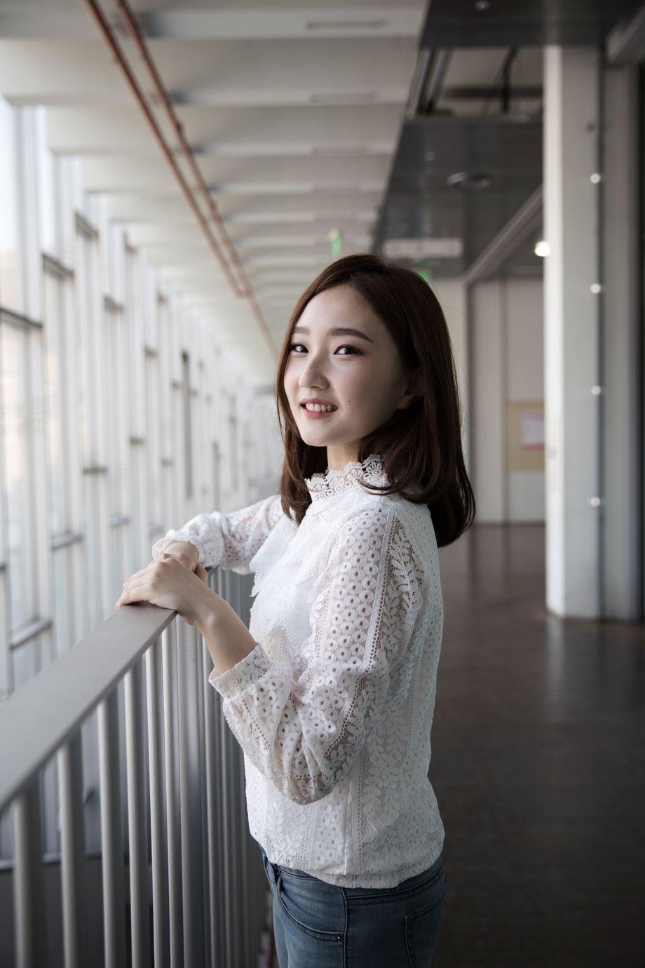 Der Studentin Jang Ji-hyun gefällt, dass Pengsoo alle Menschen gleich behandelt