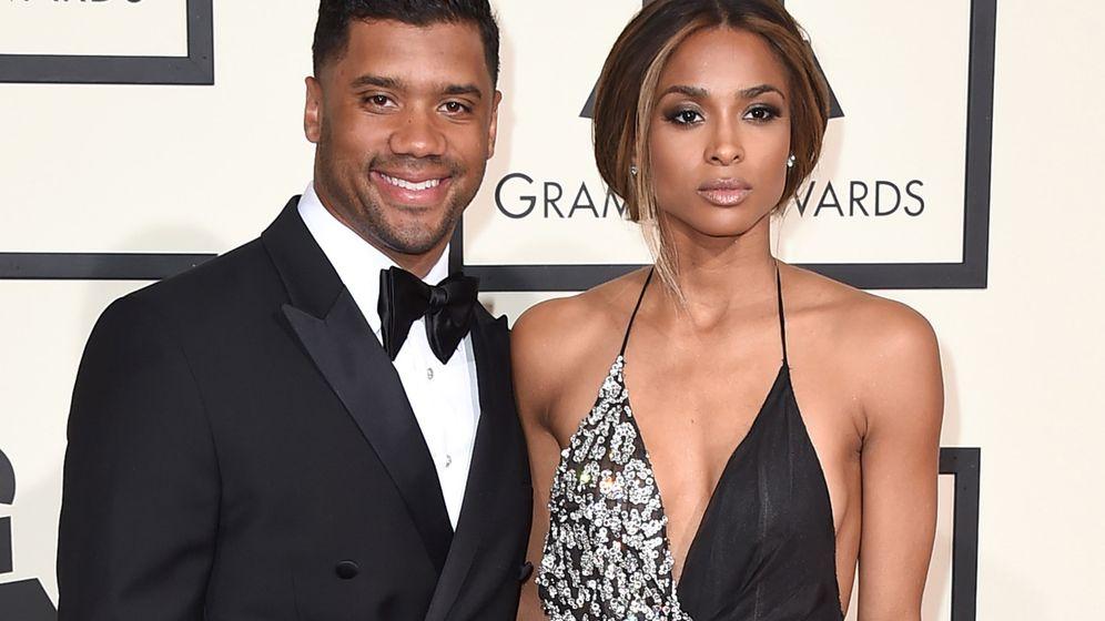 Ciara und Russell Wilson: Hochzeit in Liverpool