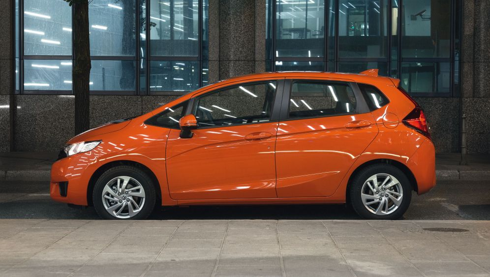 Fahrbericht Honda Jazz 1,3 i-VTEC: Alle herzlich reingeladen