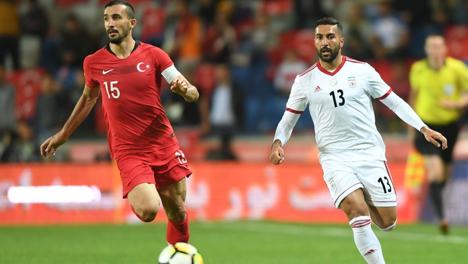 Iranisches WM-Trikot von Adidas