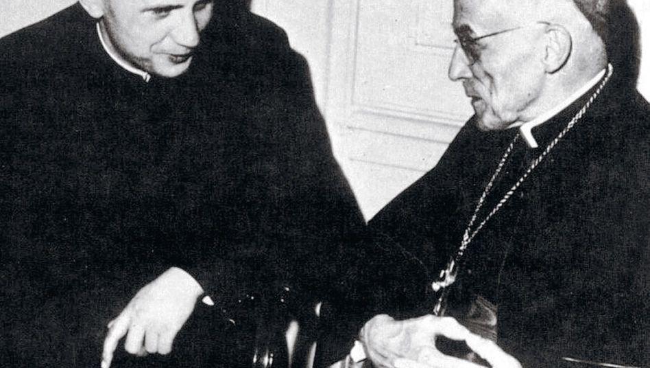 Reformer Ratzinger, Frings um 1962