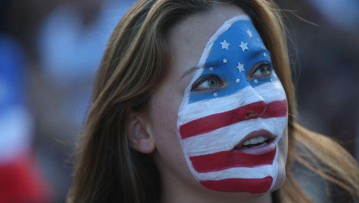 WM 2014: Die USA im Fußballfieber