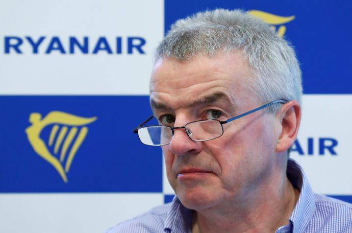 Ryanair-Chef O'Leary