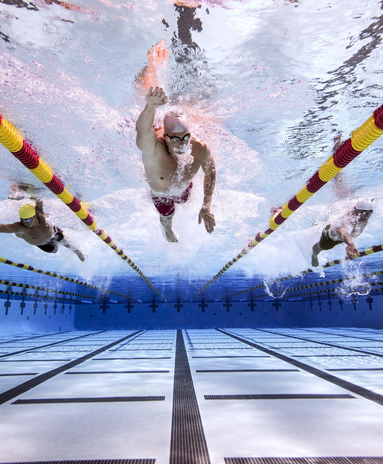 NICHT MEHR VERWENDEN! - Schwimmen / Schwimmer