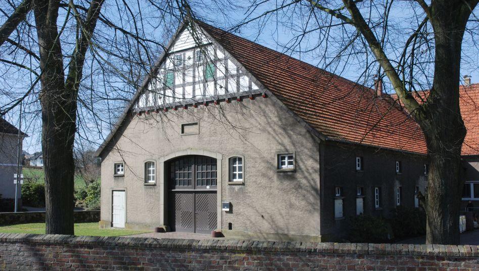 Altbau statt Neubau: In einem alten Haus in Hiddenhausen wohnt jetzt eine junge Familie
