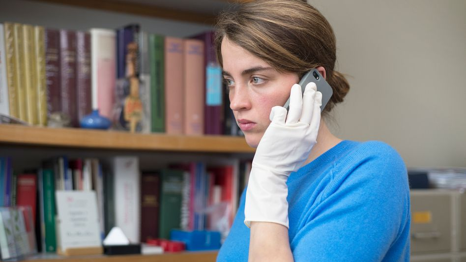 """Sozialthriller """"Das unbekannte Mädchen"""": Das schlechte Gewissen klingelt"""