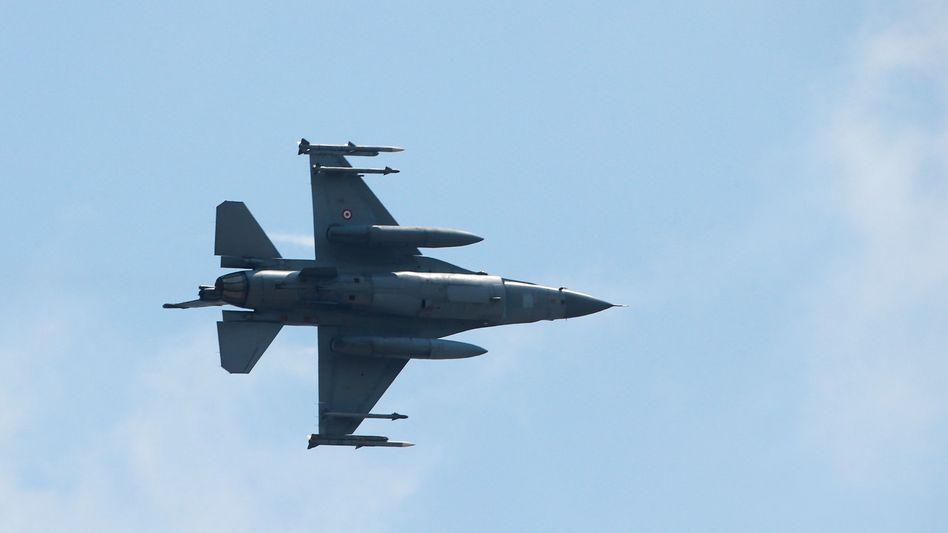Türkischer Jet (Archivbild)