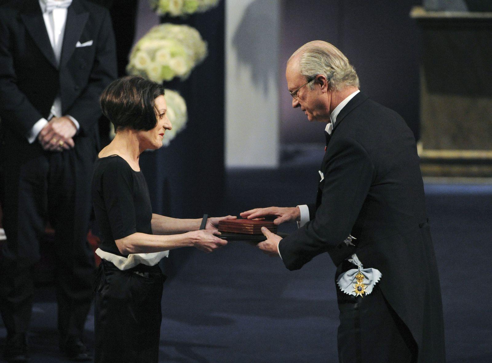 Herta Müller / Nobel