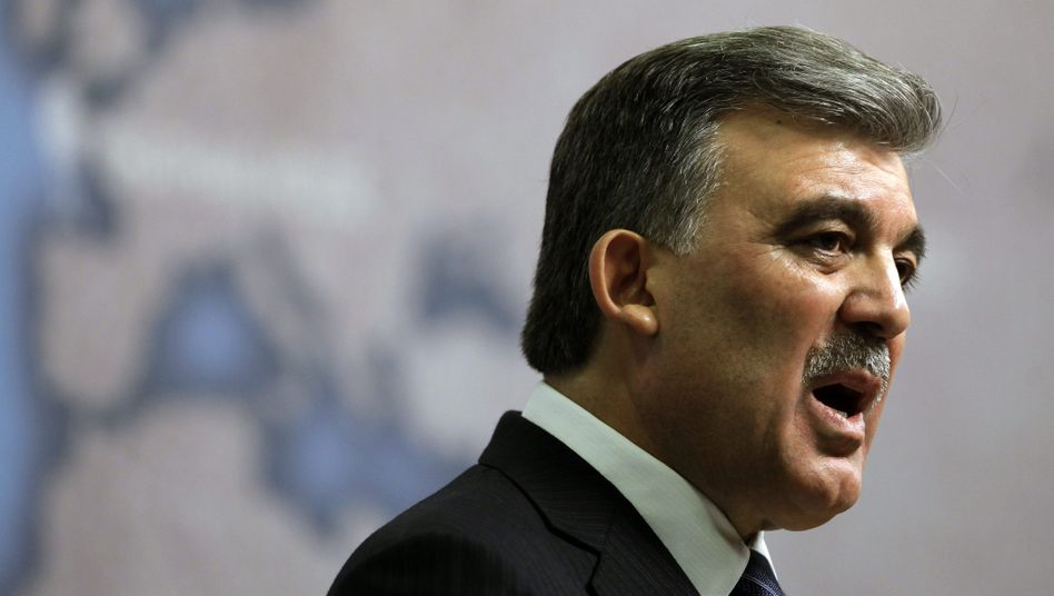 """Türkischer Staatspräsident Gül: """"Ich empfinde diese Politik als ungerecht"""""""