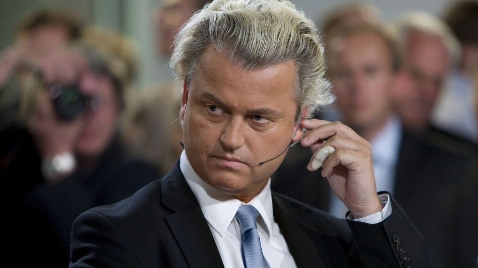 Abgeordneter Wilders: Mit dem Versuch gescheitert, die Anklage abzuwenden