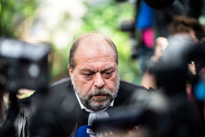 Éric Dupond-Moretti, populärer Anwalt, zieht ins französische Justizministerium ein