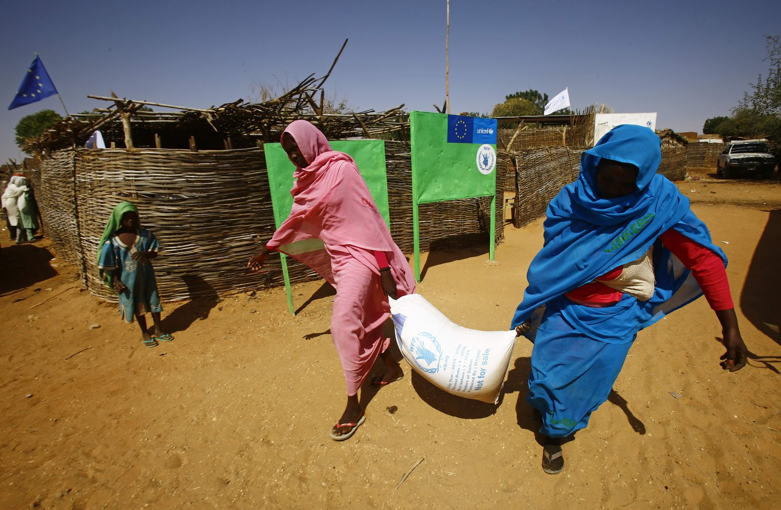FILES-SUDAN-UNREST-DARFUR