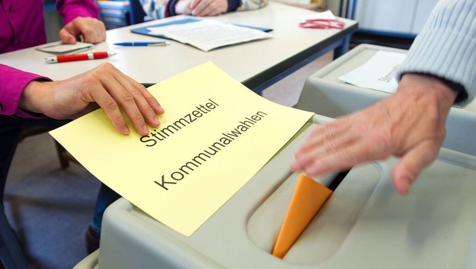 Wahlergebnis Nach Ländern