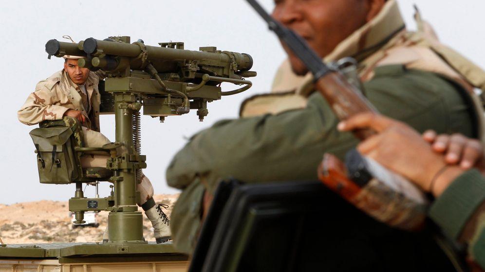 Libyen: Rebellen in der Defensive