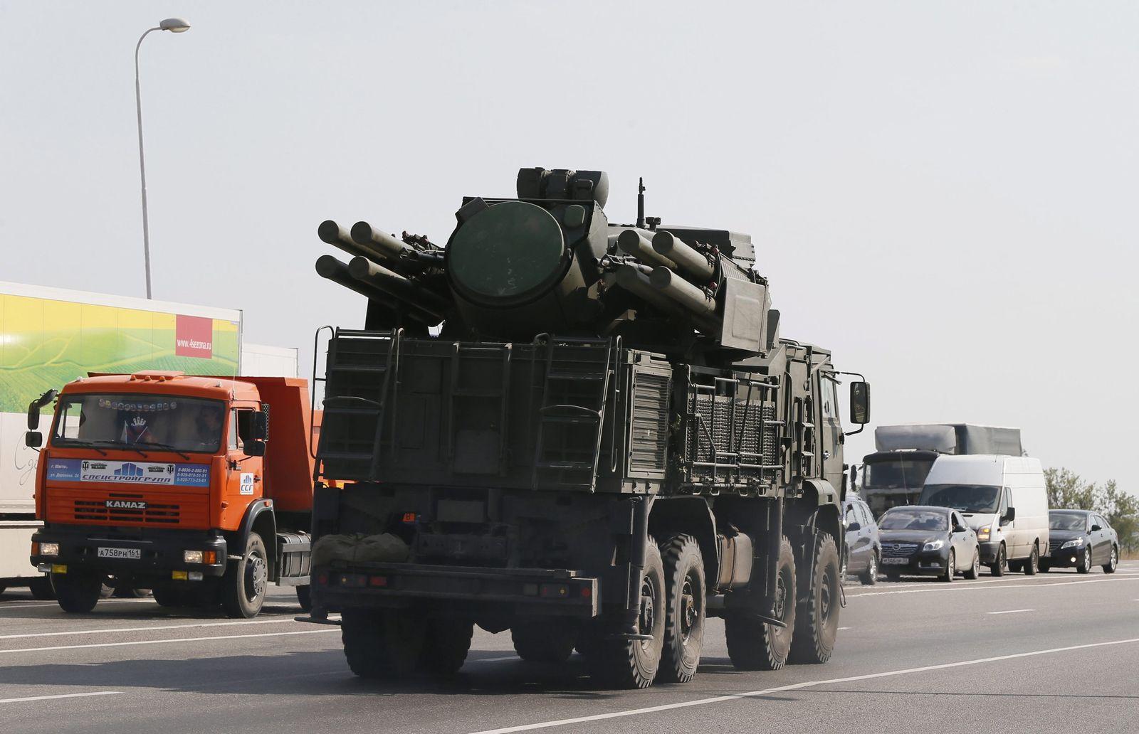 Russland/Luftabwehrsystem