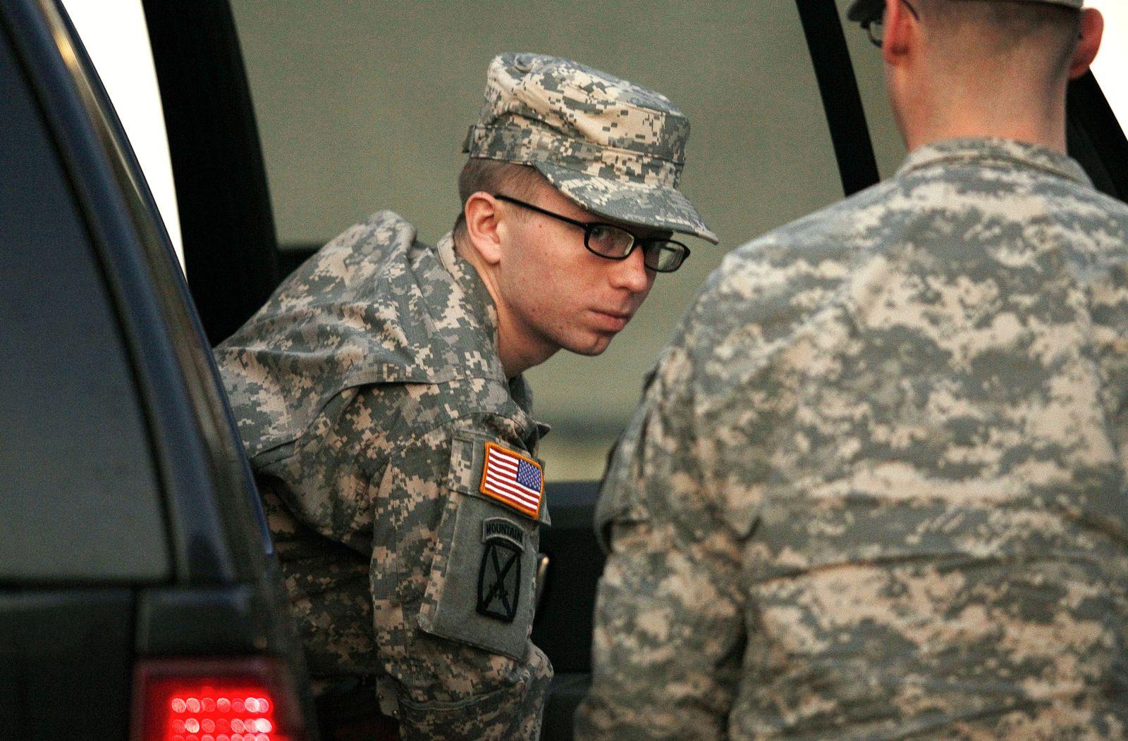 THEMEN Bradley Manning
