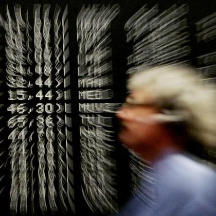 Frankfurter Wertpapierbörse: Zeit schlägt Zeitpunkt