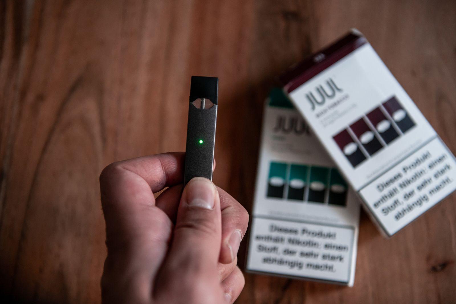 E-Zigaretten / Juul