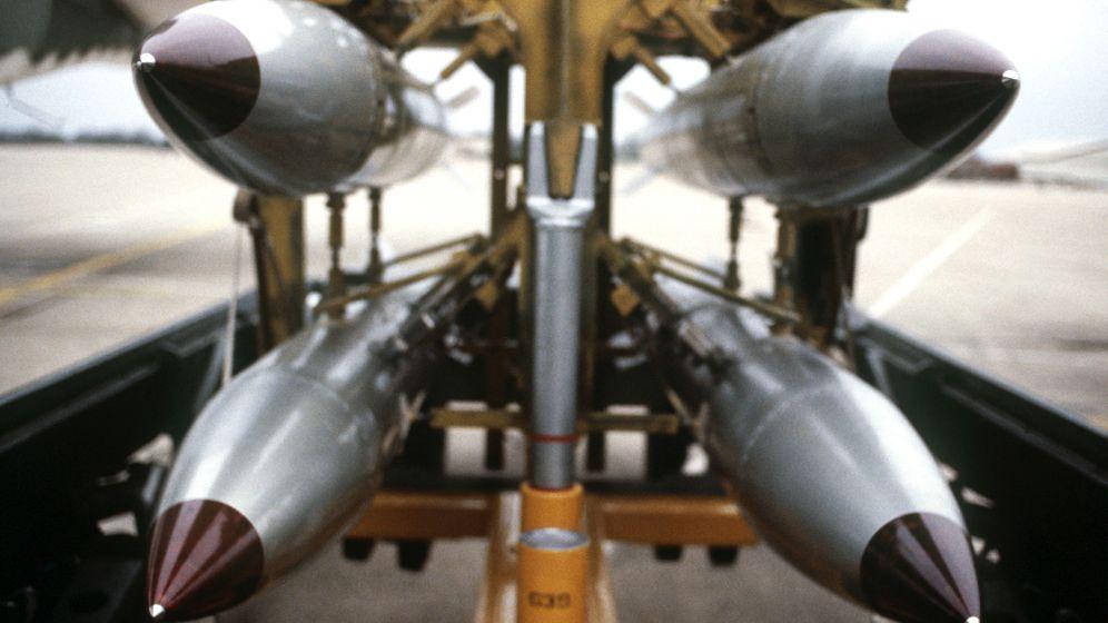 Atombombe B61: Ärger mit Modernisierungsprogramm