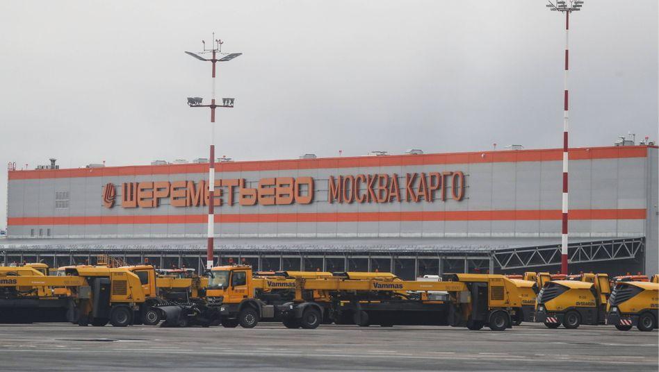 Moskaus Flughafen Scheremetjewo: »Niemand verletzt«