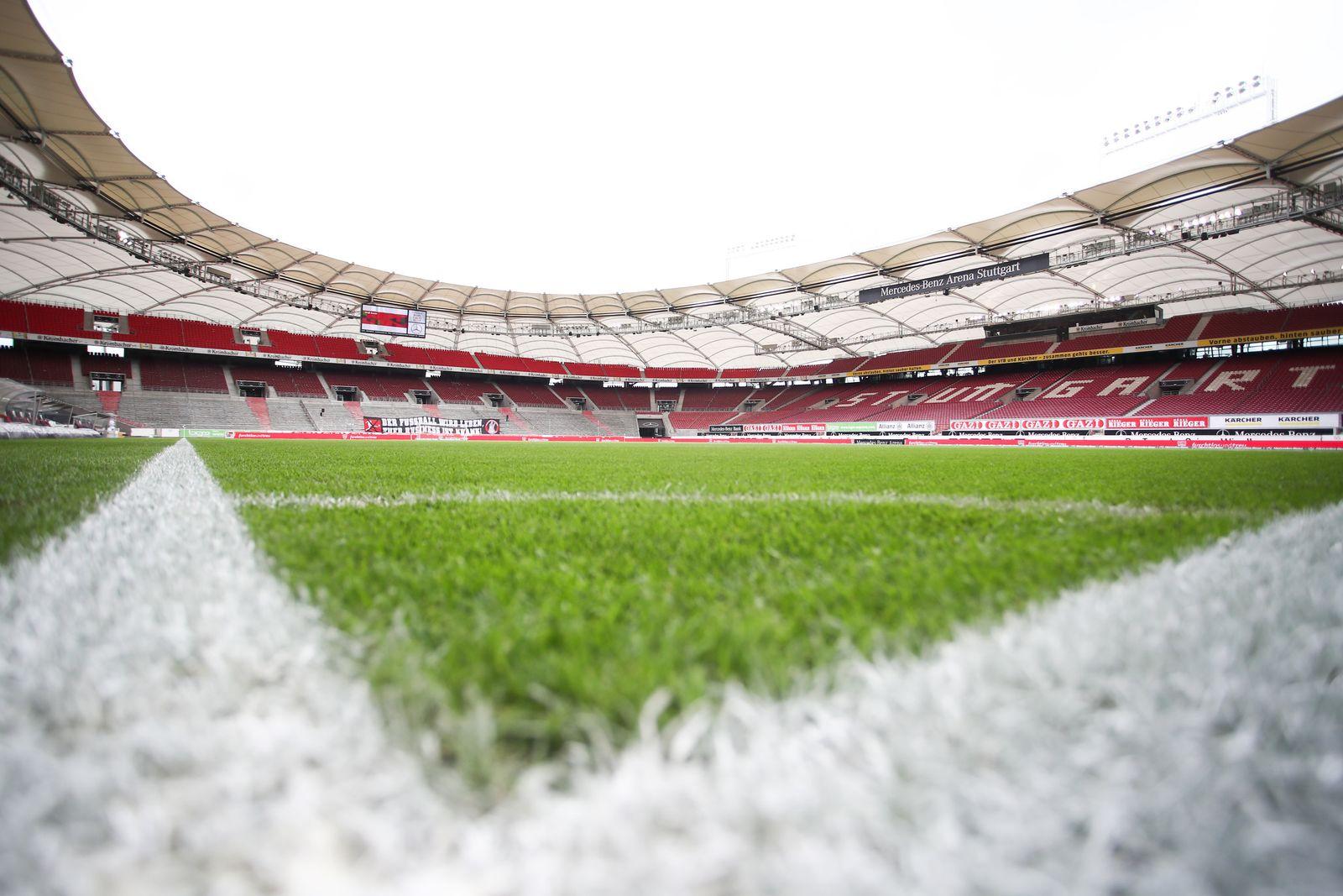 DFB bestätigt:NächsteHeimspiele in Stuttgart