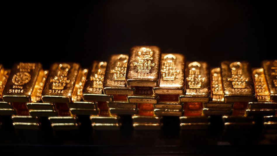 Krisen-Investment Gold: Preise für das Edelmetall steigen, der Dax sinkt