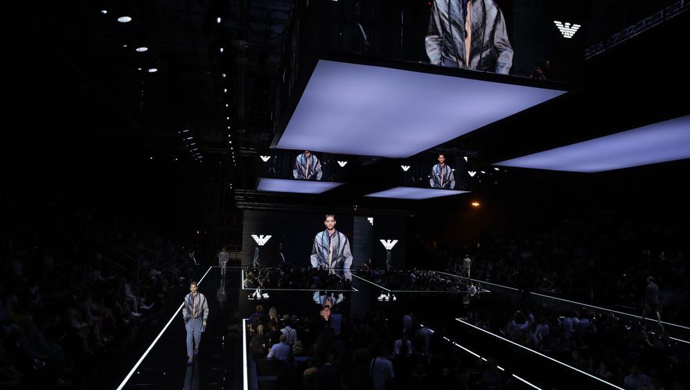 Mailänder Fashion Week: Armani, Fendi, Prada, Moschino