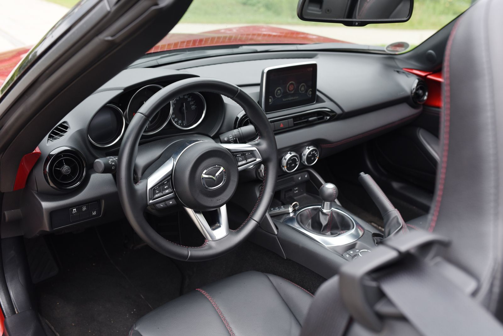 Mazda MX5 / Testwagen