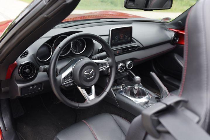 Cockpit des MX-5