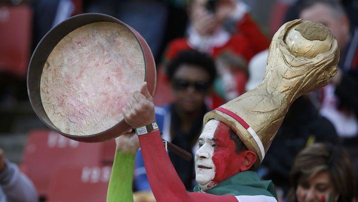 WM-Gruppe F: Arrivederci Italia!