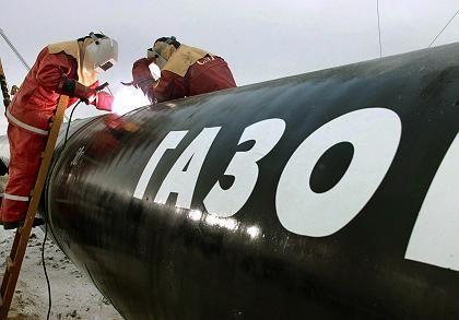 """Arbeit an der Ostsee-Pipeline: """"Putin hat Gasprom immer wieder instrumentalisiert"""""""