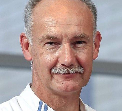 Orthopäde Wim Schreurs