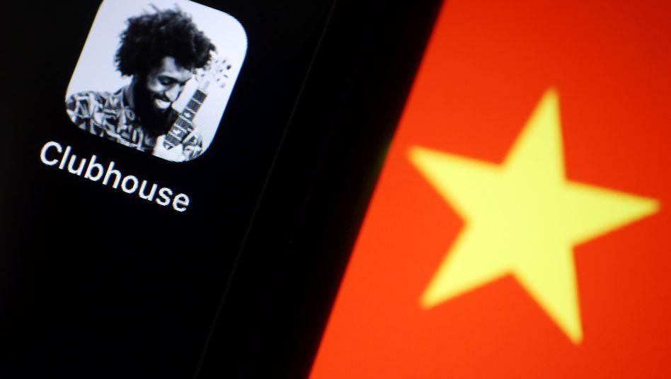 In China nicht mehr nutzbar: Clubhouse
