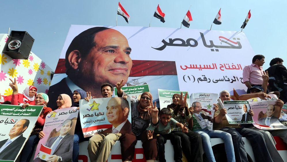 Wahl in Ägypten: Die Macht des Ex-Feldmarschalls