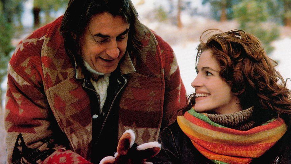 Der Mann, dem die Stars vertrauen: Joel Schumacher 1991 mit Julia Roberts