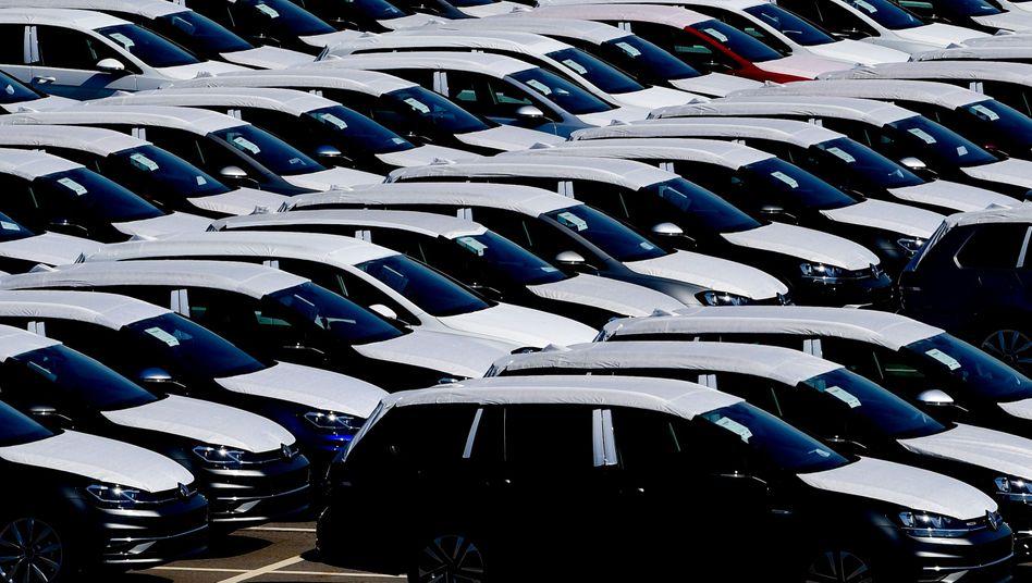 """Neuwagen im VW-Werk Zwickau: """"Erhebliche Verwerfungen"""""""
