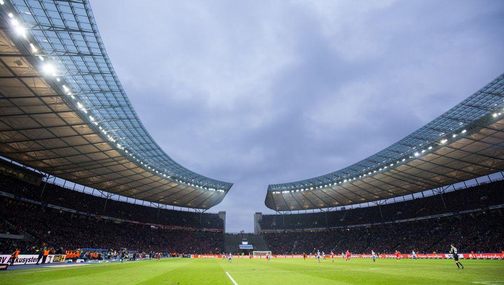 Berliner Olympiastadion: Herthas Heimat