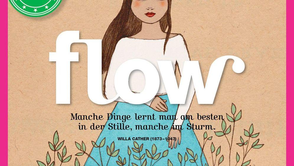 """Magazin """"Flow"""": Nichts ist so erfolgreich wie die Zeitschrift von gestern"""